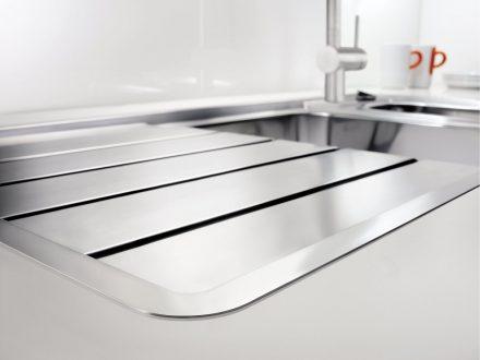 Küchenträume Bartelt Frankfurt kitchen sink Blanco © Blanco
