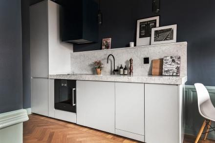 Küchenträume Bartelt Frankfurt kitchen Nivito fittings © Nivito