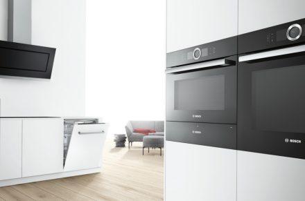 Küchenträume Bartelt Frankfurt Bosch kitchen appliances © Bosch